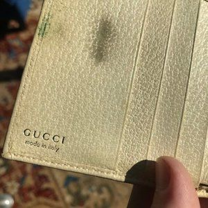 Gucci Bags - Gucci Leather Bifold Wallet